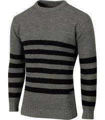 sweater gris valkymia cambridge