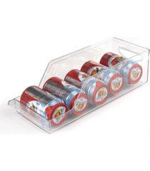 mind reader acrylic soda can holder 2 pack