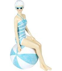 beeldjes signes grimalt bader badpak met bal