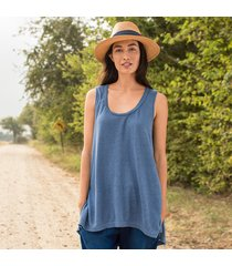 beguiling beauty tank top
