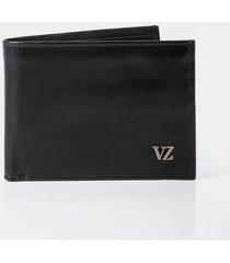 billetera de cuero para hombre office