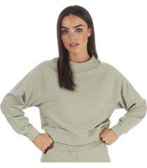 womens zoey life raglan sweatshirt