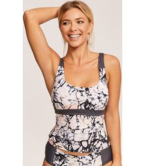 freestyle sports underwire shaping tankini top c-gg