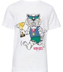 aktion2-7 t-shirts short-sleeved wit kenzo