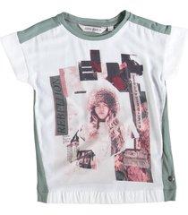 garcia shirt materiaalmix