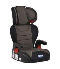 cadeira auto protege reclinável mesclado bege - burigotto