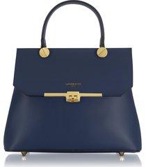 le parmentier designer handbags, atlanta top handle satchel bag w/shoulder strap