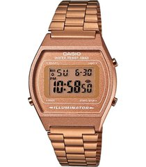 reloj digital b-640wc-5a -rosa