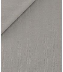 pantaloni da uomo su misura, lanificio subalpino, eco bianco spigati, primavera estate | lanieri