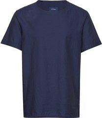 eton t-shirt t-shirts short-sleeved blå eton