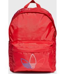 mochila prime blue bp rojo adidas originals