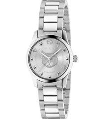 women's gucci g-timeless bracelet watch, 27mm
