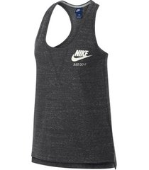 t-shirt korte mouw nike new gym vintage tank women