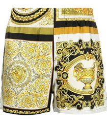 classic baroque pyjama shorts