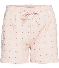 ihkate print sho4 shorts flowy shorts/casual shorts rosa ichi