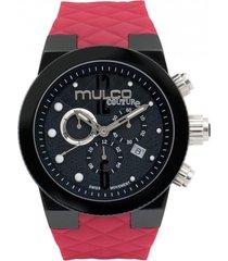 reloj couture coco rojo mulco