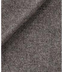 cappotto da uomo su misura, tessitura di quaregna, grigio melange, quattro stagioni | lanieri