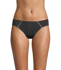 logo bikini panty