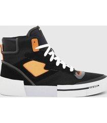 zapatilla s dese ms sneakers negro diesel