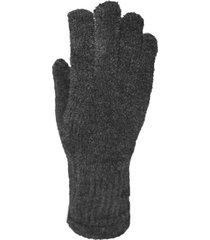 guante coral fleece unisex adulto negro