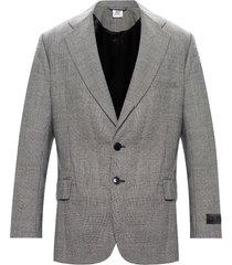 cut out blazer jacket
