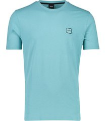 hugo boss t-shirt tales turquoise
