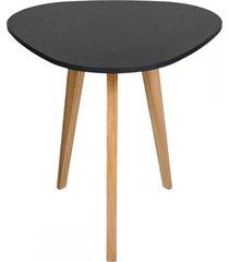 mesa de canto munique preto - falkk