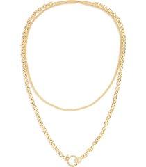 gorjana wilder wrap necklace in gold at nordstrom