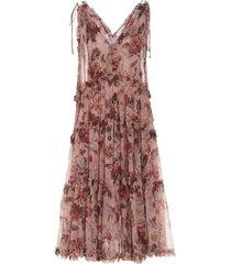 zimmermann cassia frill dress