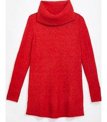 loft maternity cowl neck tunic sweater