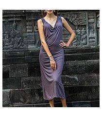 maxi dress, 'kuta titanium' (indonesia)