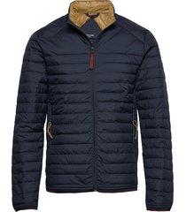 jpruno lightweight jacket blu gevoerd jack blauw jack & j s