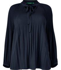 blus duong long sleeve shirt