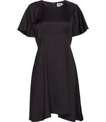 elmira dress jurk knielengte zwart twist & tango