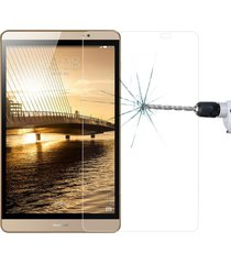0.4mm 9h dureza superficial a prueba de explosion tempered glass film para huawei mediapad m2 8.0