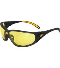gafas de seguridad caterpillar cat lente amarillo