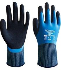 wg-318 anti-cut corte guantes resistentes a prueba de emulsión de jard