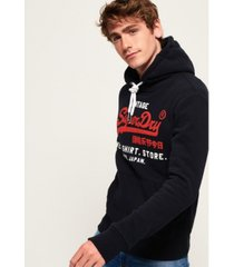 superdry men's shop duo sweatshirt