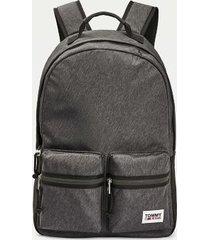 tommy hilfiger men's tj tech backpack black -