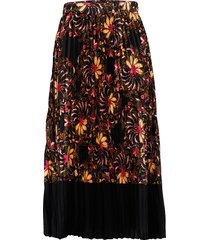 power hw skirt knälång kjol svart second female