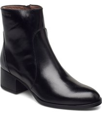 g-5122 shoes boots ankle boots ankle boot - heel svart wonders