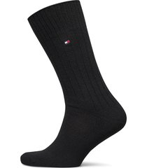 th men cashmere sock 1p underwear socks regular socks svart tommy hilfiger