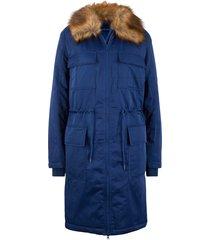 giacca con collo asportabile (blu) - bpc bonprix collection