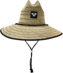 chapéu roxy tomboy 2 bege