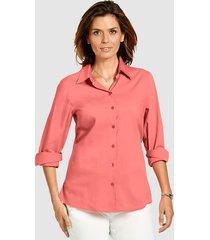 blouse mona zalm