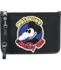 moschino chinese new year pouch