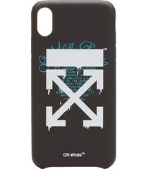 off-white iphone xs max case