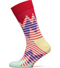 stripe reef sock underwear socks regular socks multi/mönstrad happy socks