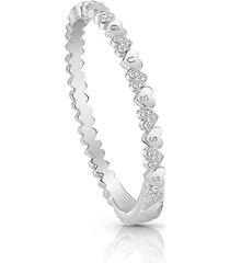 """bransoletka z charmsami w kształcie serca """"heart bouquet"""""""