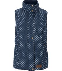 gilet outdoor stampato (blu) - john baner jeanswear